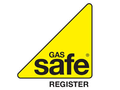 Gas Safe Register Logo : HVAC & boiler maintenance