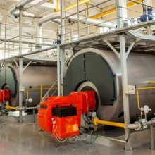 Plant Room Boilers : HVAC Engineering